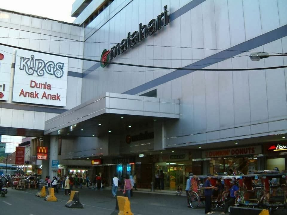 افضل مراكز التسوق فى باندونق اندونيسيا