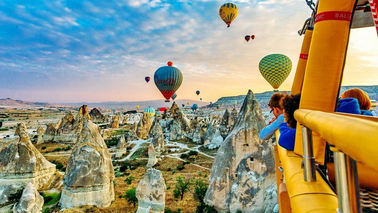 مدينة كابادوكيا تركيا