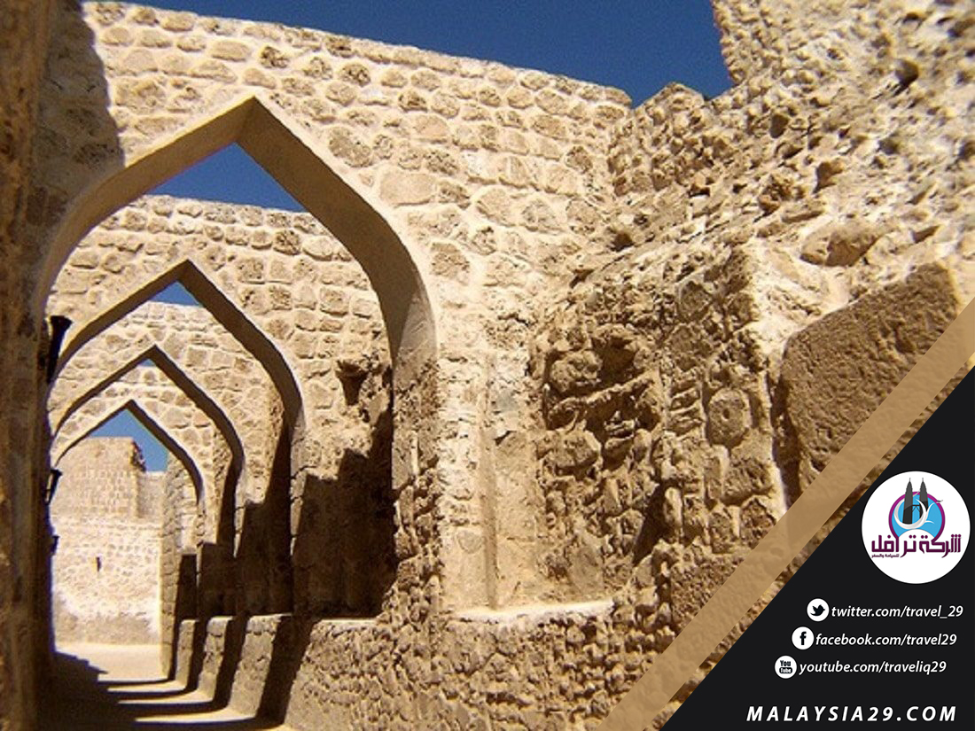 تاريخ حضارة دلمون ووقت ظهورها فى البحرين