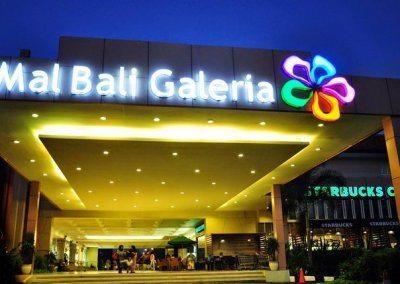 أفضل مراكز التسوق في بالي
