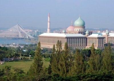 السياحة فى مدينة بوتراجايا في ماليزيا | اهم الانشطة السياحية فى بوتراجايا