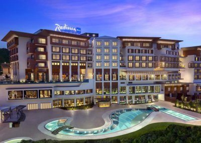 فندق راديسون بلو  اسطنبول توزلا