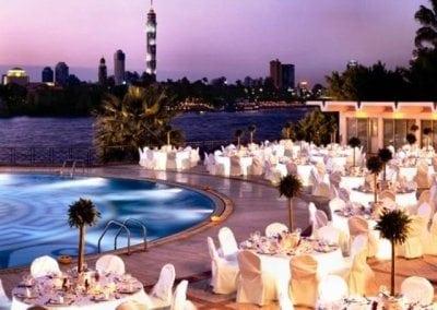 جراند نايل تاور Grand Nile Tower