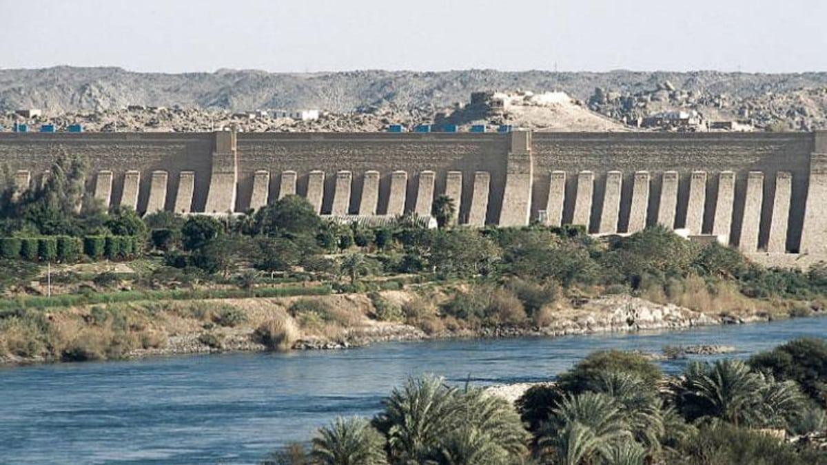 السد العالي مصر
