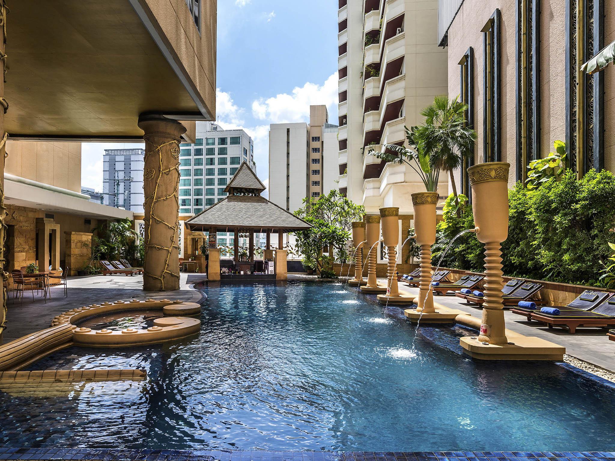 أجمل الفنادق العائلية في بانكوك تايلاند   افضل فنادق بانكوك العائليه فى تايلاند
