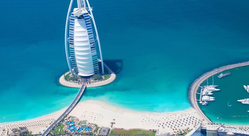 أنشطة في فندق برج العرب دبي الامارات