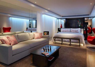 فندق دبل سيكس لاكشري سيمنياك Double Six Luxury Hotel - Seminyak