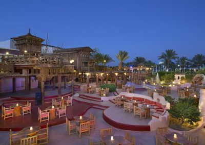 Hilton Sharm Dreams Resort Sharm El Sheikh