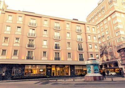 فندق ذا بارما هوتل تقسيم