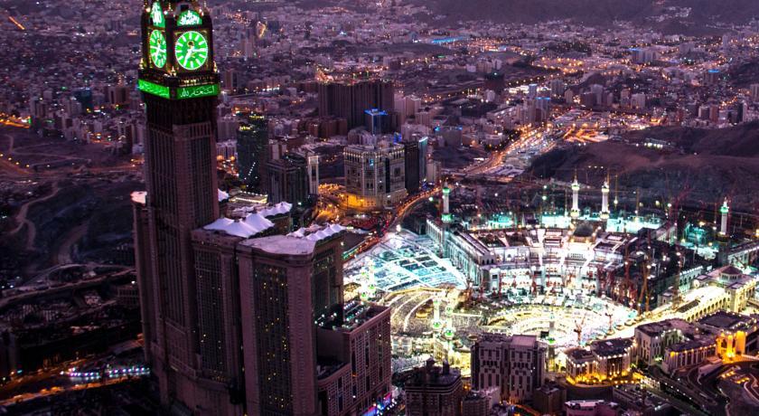 أفضل 10 فنادق في مكة المكرمة
