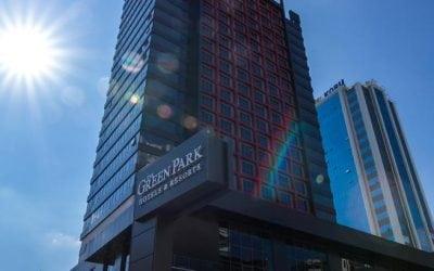 فندق ذا جرين بارك أنقرة