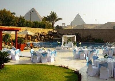 فندق وسبا لو ميريديان بيراميدز Le Meridien Pyramids Hotel and Spa