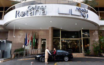 فندق جفينور روتانا بيروت