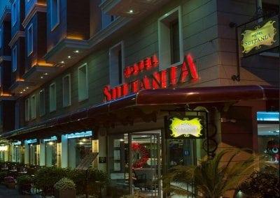 فندق سلطانيا اسطنبول
