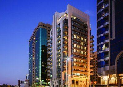 اجنحة هوثرن ابوظبي Hawthorn Abu Dhabi