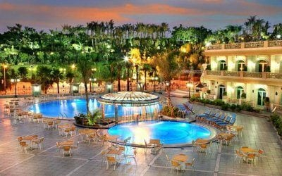فندق الماسة القاهرة