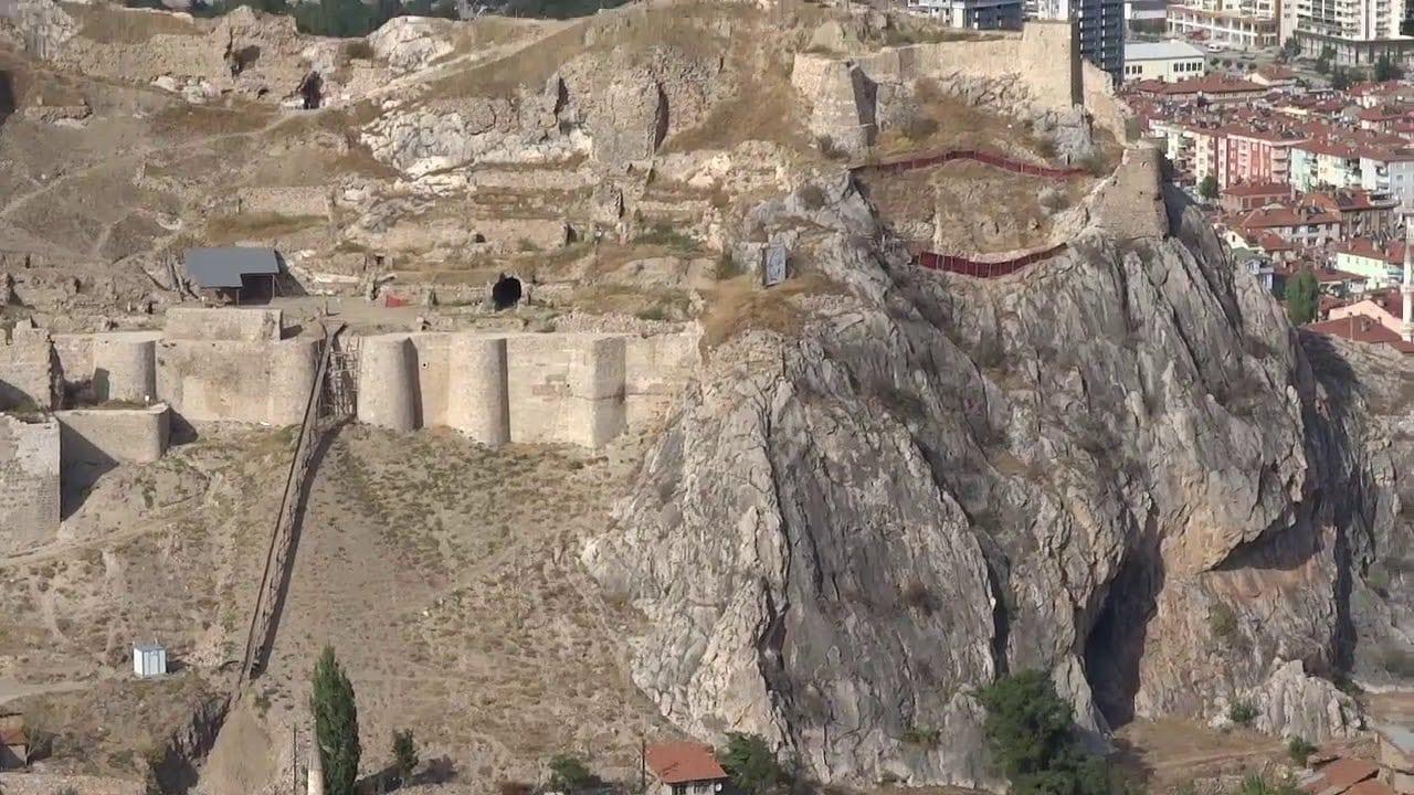 مدينة توكات بتركيا