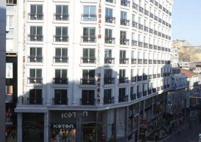 فندق إقبال الديلوكس إسطنبول