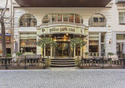 فندق جولدن بارك