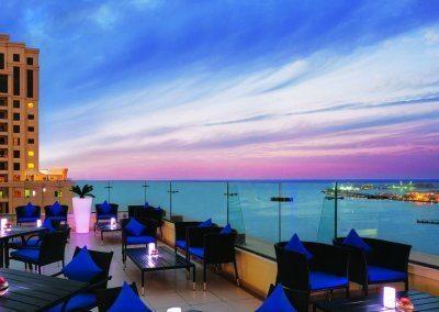 رمادا بلازا جميرا بيتش Ramada Plaza Jumeirah Beach