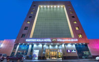 雨树酒店罗拉迪拜