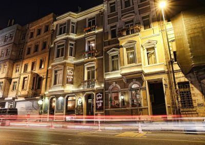 فندق سانتا هيل اسطنبول
