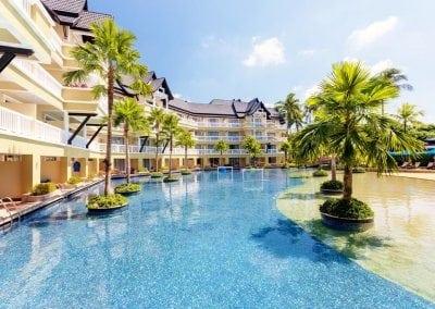 أنجسانا لاجونا بوكيت  Angsana Laguna Phuket