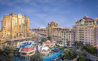 فندق روضة المروج دبي