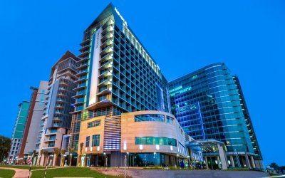 فندق نوفوتيل البستان أبوظبي