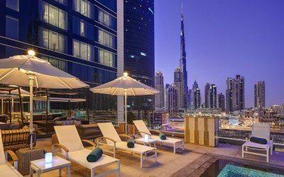 فندق ستينبيرجرالخليج التجاري دبي