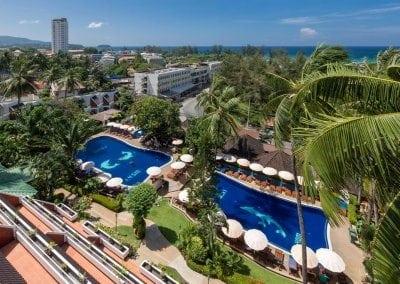 بست ويسترن بوكيت أوشن Best Western Phuket Ocean