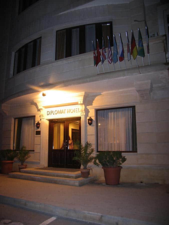 Hotel Diplomat Baku
