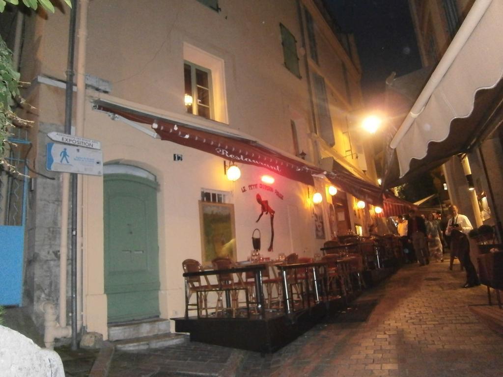 شارع لا كروازيت فرنسا