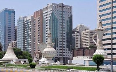 فندق جلوريا وسط المدينة أبوظبي