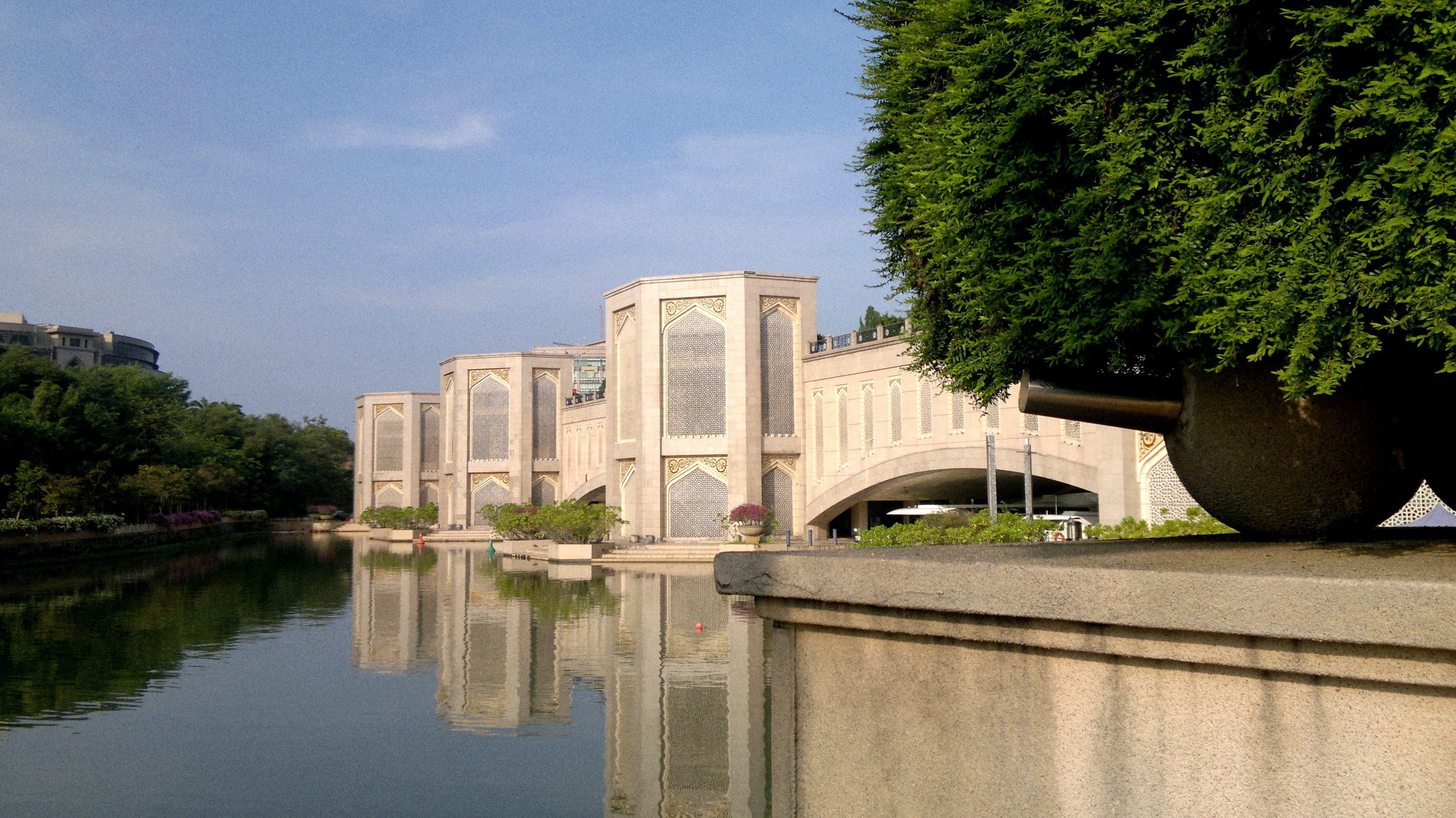 أهم معالم بوتراجايا السياحية جسر بوترا