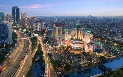 فنادق ال 4 نجوم فى جاكرتا