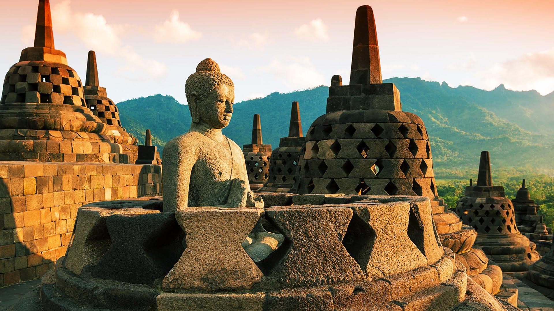 أهم الأماكن السياحية في مدينة يوجياكارتا