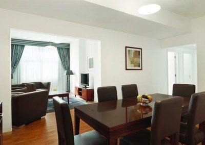 فندق وأجنحة رامادا الشارقة Ramada Hotel Suites Sharjah