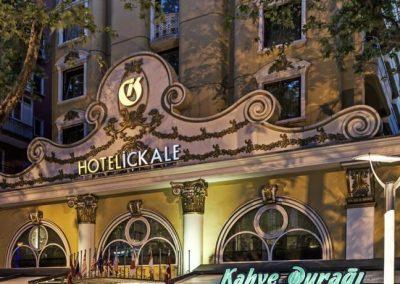 فندق إيكالي انقرة