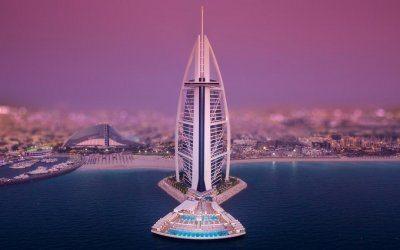 فندق برج العرب جميرا دبي