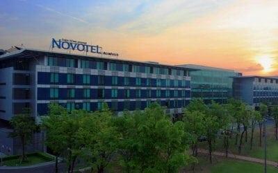نوفوتيل مطار سوفارنابومي تايلاند