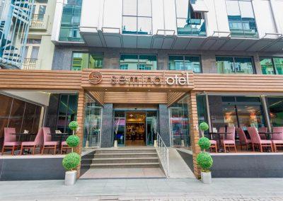 فندق سيمينال تقسيم اسطنبول