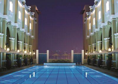 فندق موفنبيك بوابة ابن بطوطة Movenpick Hotel Ibn Battuta Gate