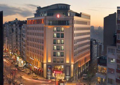 فندق رامادا بلازا إسطنبول