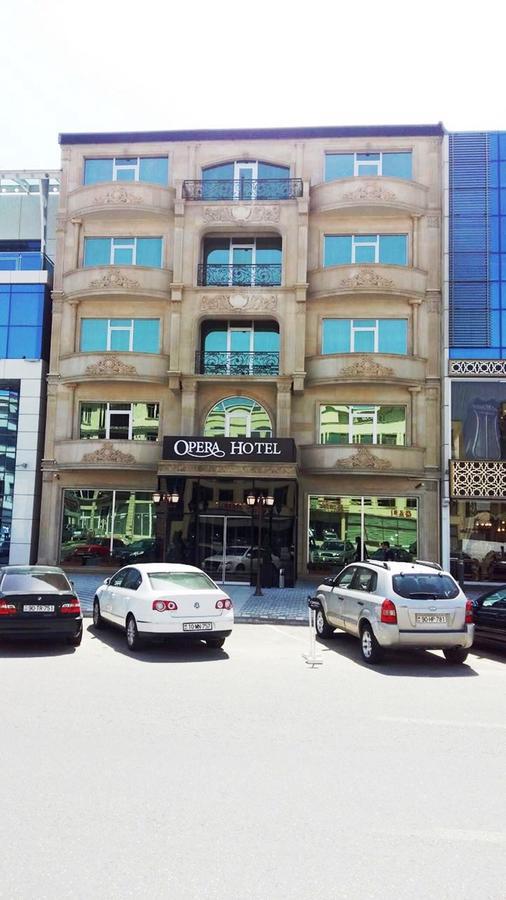 باکو اوپیرا ہوٹل