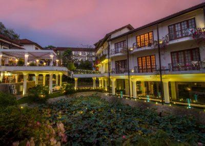 فندق مهاويلي ريتش Mahaweli Reach Hotel