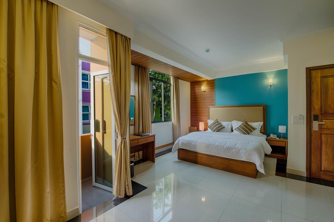 فندق نومو المالديف