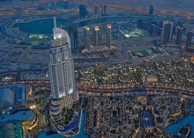 برج الخليفة في دبي | روعه وجمال برج خليفة فى دبى الامارات | اكتشف برج خليفة