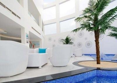 فندق تيفولي دوم مارينTivoli Dome Marina Hotel