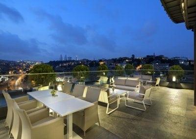 دبل تري باي هيلتون أسطنبول Doubletree by Hilton Istanbul